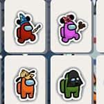 Among Us Mahjong