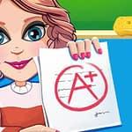 Day at School: My Teacher Game