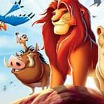 Lion King Slide