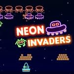 Neon Invaders Classic