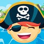 Pirate Treasures Gems Puzzle
