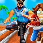 Rail Blazers Runner