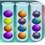 SORT THE BUBBLE – PUZZLE  GAME