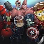 Spongebob Ironman