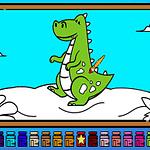Super Game Coloring