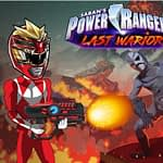 The last Power Rangers – survival game