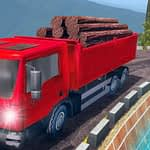 Truck Driver Cargo Game