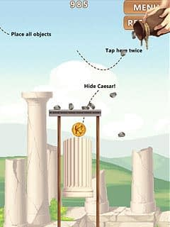 Physic Puzzle – Hide Caesar